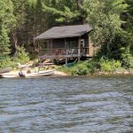 Chris Willis Lake Outpost Cabin